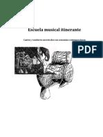 ESCUELA MUSICAL ITINERANTE (versión pre)
