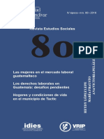 MERCADO LABORAL DE LAS MUJERES