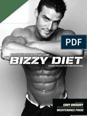 bizzy diet meal plan pdf
