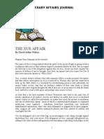 The XUE AFFAIR by David Arthur Walters