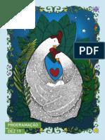 Programação de Dezembro Parque Vicentina Aranha