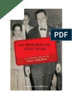 Las memorias de Nelly Rivas