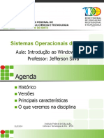 Aula 00 - Introducao Ao Windows Server