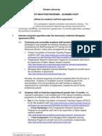 Academic in Duc Programs