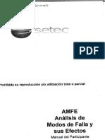AMFE CUARTA EDICION AIAG Curso SETEC con notas marginales