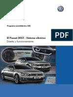 545-El Passat 2015 - Sistema Eléctrico