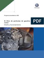558-El Filtro de Partículas de Gasolina Cerca Del Motor