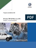 564-El Motor TDI 2 0 Litros en El T6