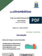 Aula_-_Antitromboticos
