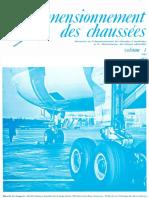 Dimensionnement des chauusées aéronautiques Vol 1