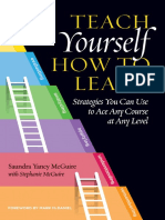 Saundra Yancy McGuire- Mark McDaniel- Stephanie McGuire - Teach Yourself How to Learn- Strategies You Can Use to Ace Any Course at Any Level-Stylus Publishing (2018)