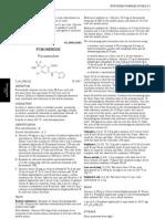 Furosemide Pharmacopia