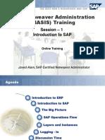 SAP_Netweaver_Administration_[BASIS]_Training_Session_1[Demo].ppt