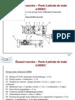 AMDEC - Cas d'étude