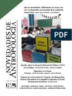 Novedades de Antropología Nº 87