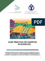 GUIA DE HUERTOS ECOLÓGICOS