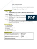 Human Resource. Chapter 1 The Strategic Role of Human Resources Management.docx