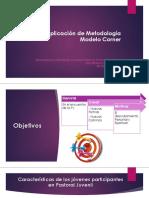 Manual de Aplicación de Metodología basada en el