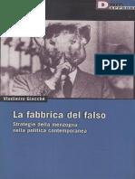 Giacchè, Vladimiro - La fabbrica del falso. Strategie della menzogna nella politica contemporanea [LDB]
