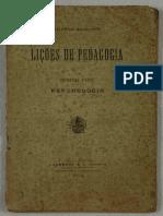 MAGALHÃES, Valentim. Lições de Pedagogia (fonte)