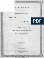1906 Administraţia Domeniului Coroanei la Expoziţia Generală Română din Bucureşti.pdf