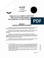 Tobacco Tax Compact