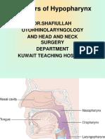 Tumours of Hypopharynx.ppt