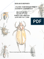 PNWIMC Research Reports Agenda 2020