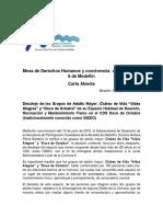 Carta Abierta Mesa de Derechos Humanos de la Comuna 6 de Medellín.docx 18 06 18