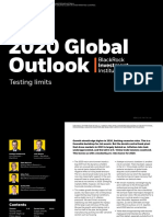 Blackrock 2020 Global Outlook