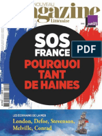 Le Nouveau Magazine Littéraire - SOS France