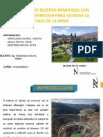 CALCULO-DE-RESRVAS-GEOESTADISTICA
