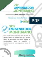 Soy emprendedor monteriano
