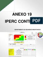 IPERC ANEXO 19
