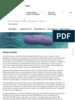 Salmonella_ 3M Peru