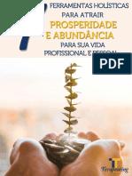 E-BOOK FERRAMENTAS HOLÍSTICAS TERAPEUTING