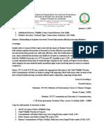 Legal Notice 154 (3) CrPC