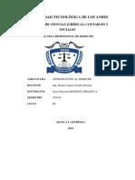 Monografia de Funciones Del Estado y Gobierno de Facto - Katia Mendoza Rimascca