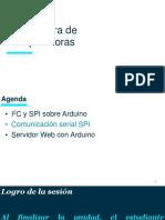 Arquitectura Computadoras SPI I2C