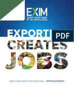 EXIM-AgencyManagementReport-2018