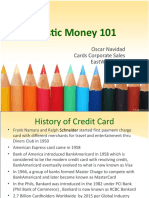 Plastic Money 101 - Colored Pencils.ppt