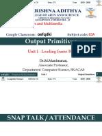 1.3  LOADING frame Buffer - output primitive.ppt