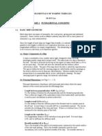 FoMV Notes