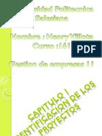 COMPONENTES DEL PROYECTO gestion hvv