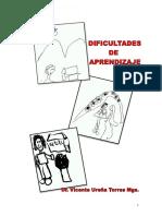 MODULO DE DIFICULTADES DE APRENDIZAJE