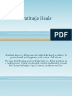 Gratitude-Heals