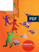 Plan de Desarrollo 2016 - 2019 - Comuna 3