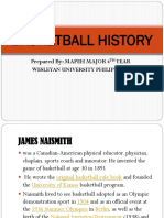BASKETBALL-HISTORY