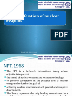 Nuclear Issues in International Law
