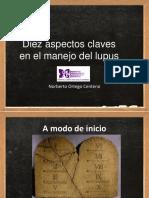 Diez Aspectos Claves en El Manejo Del Lupus